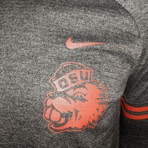 Nike OSU College Sweater Medium Excellent Conditio